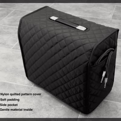 Nylon quilted pattern Cover for Fender Princeton Reverb  II  Combo amplifier .