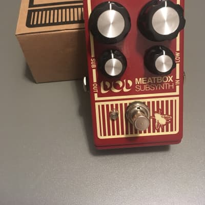 DOD Meatbox Subsynth for sale