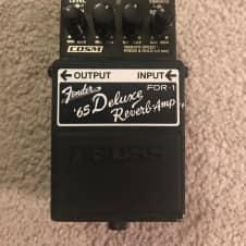 Boss FDR-1 Deluxe Reverb Amp