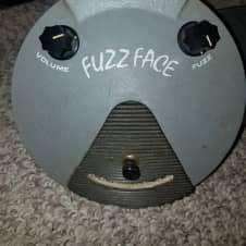 Dallas Arbiter Fuzz Face 1986 Crest audio 1986 Grey