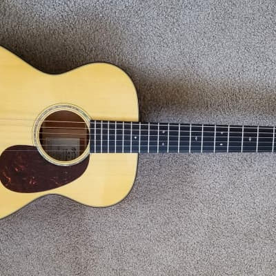 Martin 00-18 Tim O'Brien Limited Edition #78 with Pickup 2011 Natural for sale