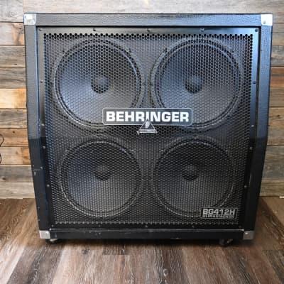 (12962) Behringer Ultra Stack BG412H Cabinet for sale