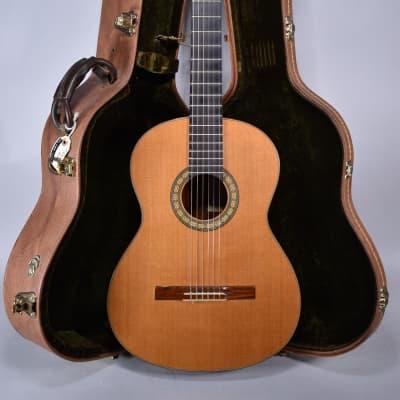 1986 Richard Prenkert No. 28 Brazilian Rosewood Classical Guitar w/OHSC for sale