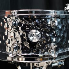 Mapex MPX Hammered Steel 14 x 6.5 Snare Drum
