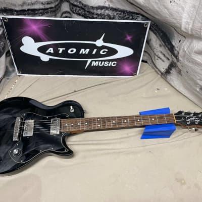 Godin Empire Singlecut Guitar Black for sale