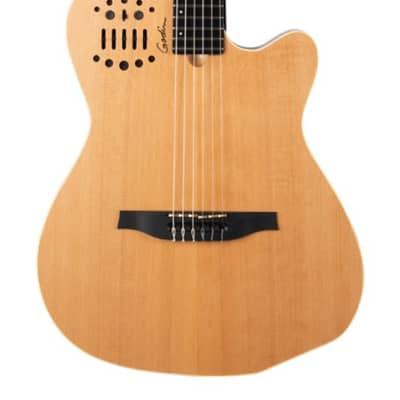 Godin ACS SLIM Nylon Natural Electric Guitar for sale