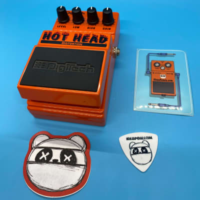Digitech Hot Head Distortion | Fast Shipping!