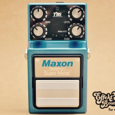 MAXON - SM-9 Pro Plus Super Metal for sale