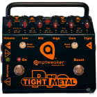Amptweaker Tight Metal Pro Distortion Pedal with 3 Effects Loops TMPRO tightmetal image