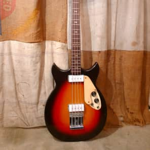 Microfrets Signature Bass 1971 Sunburst for sale