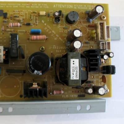 korg  trinity power supply 220-240v rare .tested working