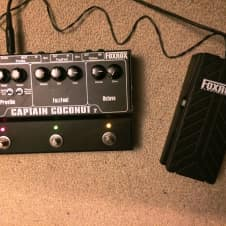 Foxrox Captain Coconut 2 with speed control pedal and manual