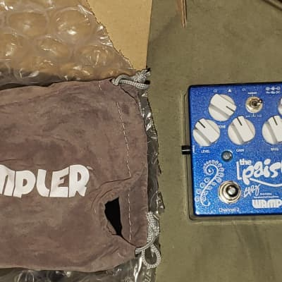 Wampler Pedals Paisley Drive Deluxe