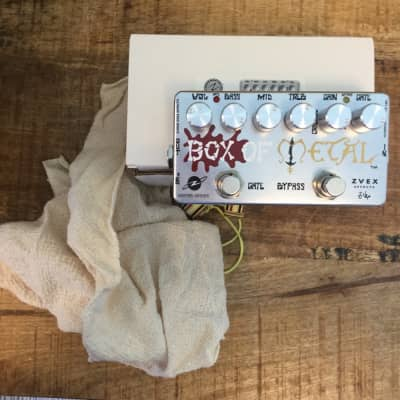 Zvex Box of Metal Vexter image