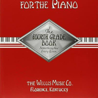 John Thompson Modern Course for Piano Fourth Grade