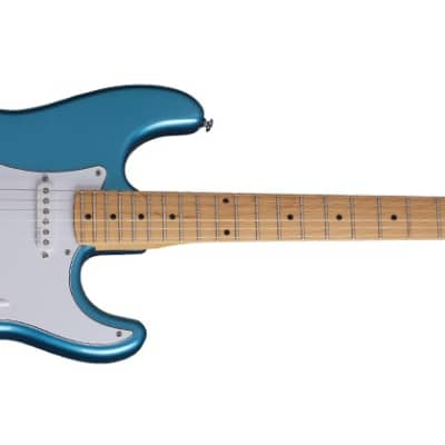 Schecter Traditional Standard Electric Guitar Lake Placid Blue for sale