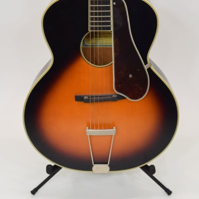 Epiphone Masterbilt De Luxe Century Collection Archtop Acoustic Electric Guitar - Previously Owned