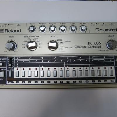 Roland TR-606 Drumatix  *Moogchild Synthdrome serviced*