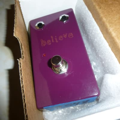 Lovepedal Believe