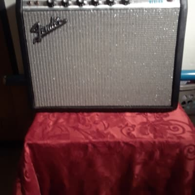 Fender  Princeton Reverb  Mid-to-late 70s Black Tolex for sale