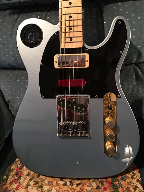 Brent Mason Modified Fender Telecaster  Signed By Artist