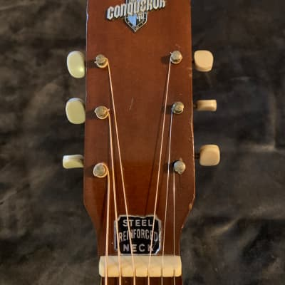 Conqueror  Classical/Acoustic  70's Natural for sale