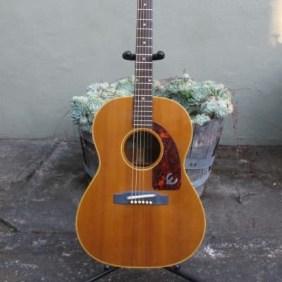 Local Pickup - Epiphone FT-45 Cortez Natural 1964 for sale