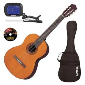 Yamaha C40PKG C40II Classical Guitar Package Natural