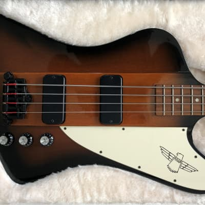 Gibson Thunderbird IV Sunburst 2008 for sale