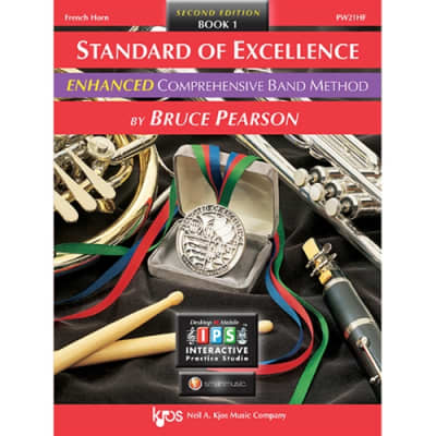 Standard of Excellence 1 Enhanced French Horn