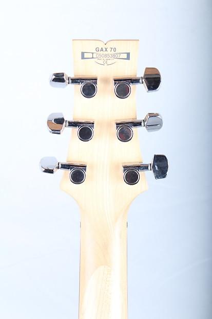 Ibanez GAX70 Solid Body Electric Guitar Tune O Matic Bridge | Reverb