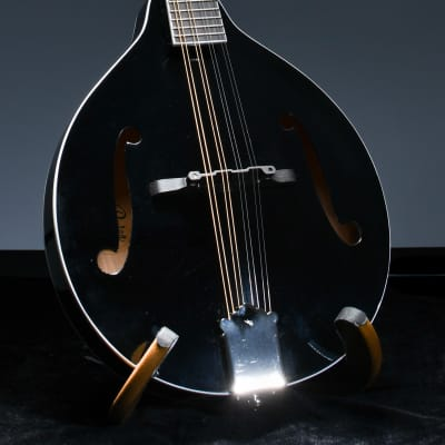 Rover RM-50B Deluxe Student A-Model Mandolin in Black for sale
