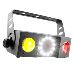 "Chauvet Swarm 4 FX 3""-1 Laser & LED Effect Light"