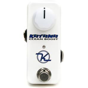 Keeley Mini Katana Clean Boost Pedal B-Stock