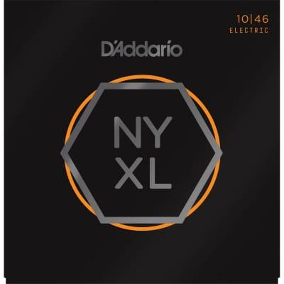 D'Addario NYXL1046 Electric Strings