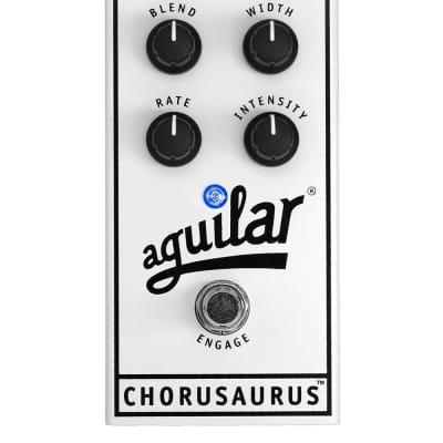 Aguilar Chorusaurus Bass Chorus Effect Pedal for sale