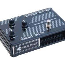 Roger Mayer Voodoo Blues Overdrive pedal