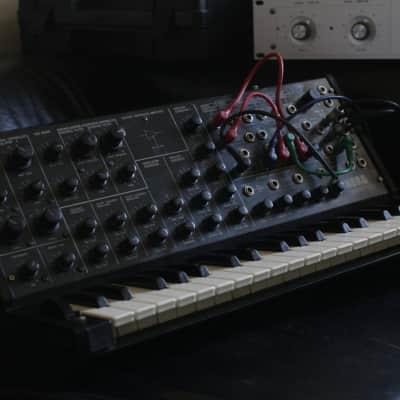 Korg MS-20 Vintage Analog Semi-Modular jl cooper MIDI