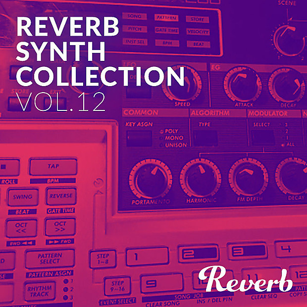 Reverb Yamaha DX200 Synth Collection Sample Pack by Rik Marston
