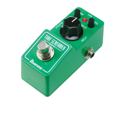 Ibanez TSMINI Tube Screamer Mini Pedal for sale