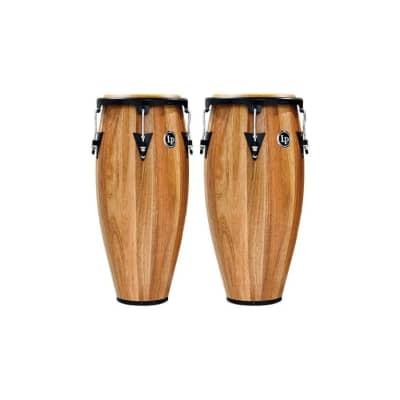 Latin Percussion LPA647-SW Aspire Wood Congas - Oak