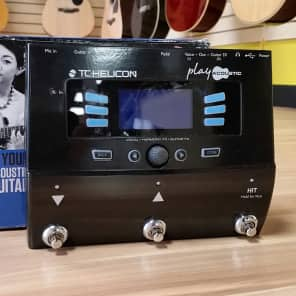 TC Helicon Play Acoustic Multi-Effect Unit