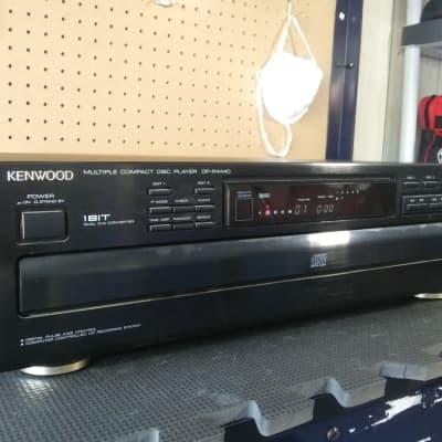 Kenwood CD Player DP-R4440  Black