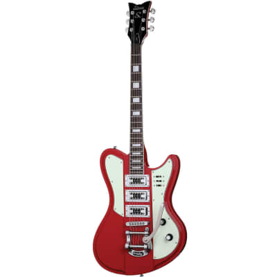 Schecter Ultra III Vintage Red VRED B-Stock Electric Guitar Ultra-III 3 for sale