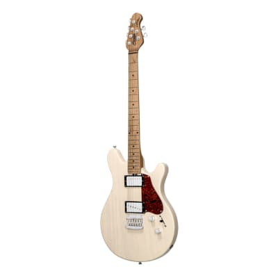 Sterling by Music Man JV60-TBM Valentine Signature in Trans Buttermilk - Used for sale
