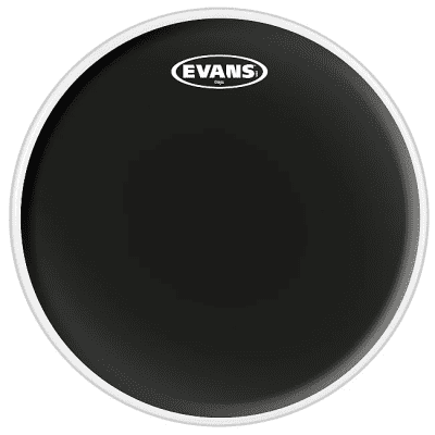 """Evans B15ONX2 Onyx Drum Head - 15"""""""