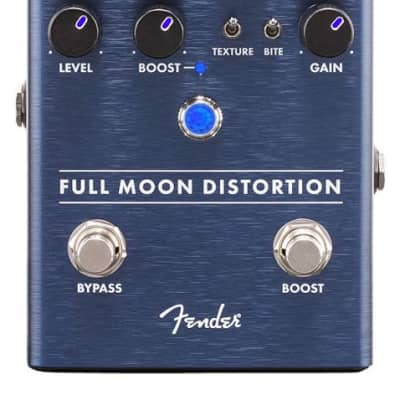 Fender Full Moon Distortion Pedal for sale