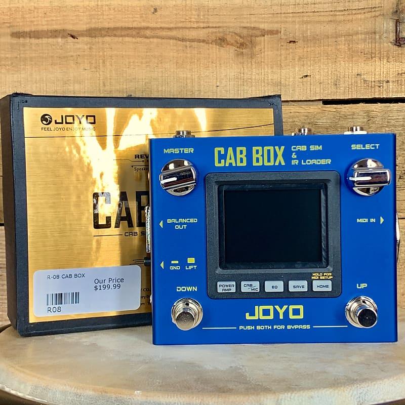 joyo cab box guitar cabinet speaker simulator and ir loader reverb. Black Bedroom Furniture Sets. Home Design Ideas