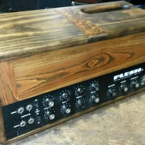 Plush P1000S with Slave/Multiplex 1971 Wood/Black for sale