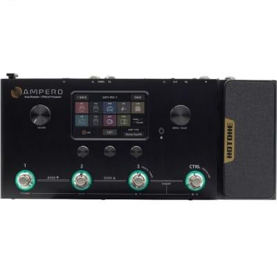 Hotone Ampero Amp Modeler & Effects Processor